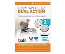 Cat it Filter Fresh & Clear 2 stuks