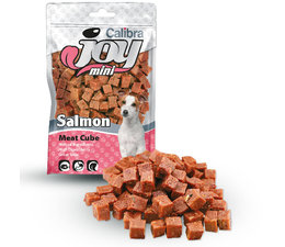 Calibra Joy Dog Mini Salmon Cube