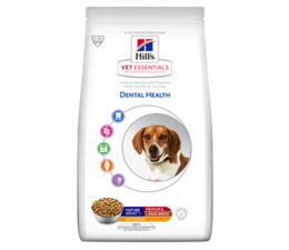 Hill's VetEssentials Mature Adult DENTAL Medium & Large Breed