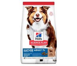 Hill's Science Plan™ Canine Mature Adult/Senior Lamb & Rice 7+