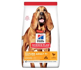 Hill's Science Plan™ Canine Light Mature Adult/Senior 7+ 14kg