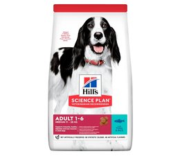 Hill's Science Plan™ Canine Adult Medium Tuna & Rice