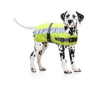 Duvo+ Flectacoat hondenjas Geel