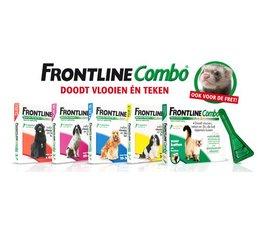 Frontline Hond Combo