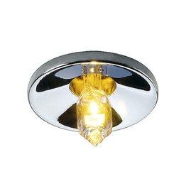 LIGHTPOINT, inbouwspot, rond, chroom, G4, max. 10W