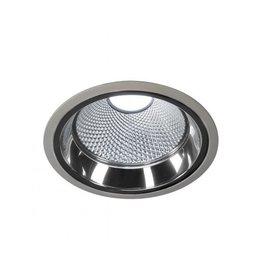 LED DOWNLIGHT PRO R, rond, zilvergrijs, 11W, incl. LED Disk module 850lm, 4000K