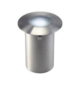 TRAIL-LITE, inbouw armatuur, inox 316, 4 LED, 0 ,3W, wit