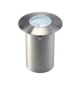 TRAIL-LITE, inbouw armatuur, inox 316, 4 LED, 0 ,3W, wit, incl. diffusor