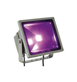 RGB FLOOD 30W, zilvergrijs, 3 in1 surface LED RGB voor LIM, 130°, IP65