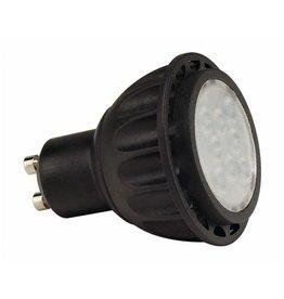 LED GU10 lamp, 7W, SMD LED, 3000K, 36gr, niet dimbaar