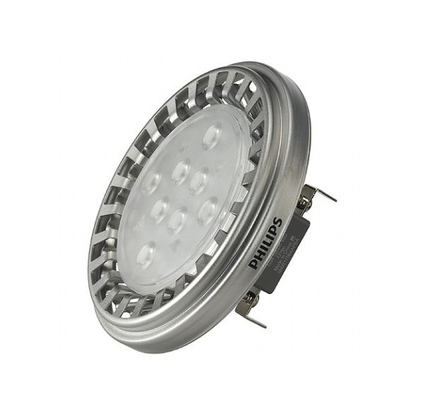 Philips Master LED AR111, 10W, 24°, 2700K