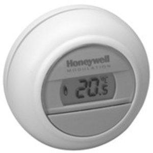 Honeywell Kamerthermostaat Round Modulation T87M2018 Wit
