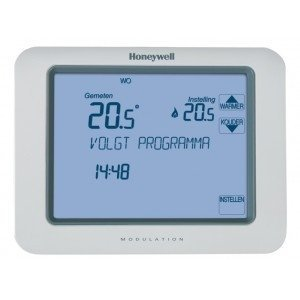 Honeywell Chronotherm Touch aan/uit TH8200G1004