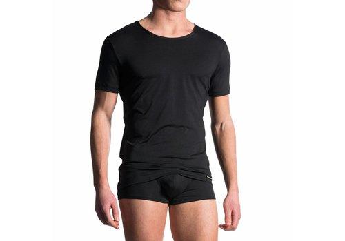 Manstore T-shirt classic <zwart> - Manstore 103