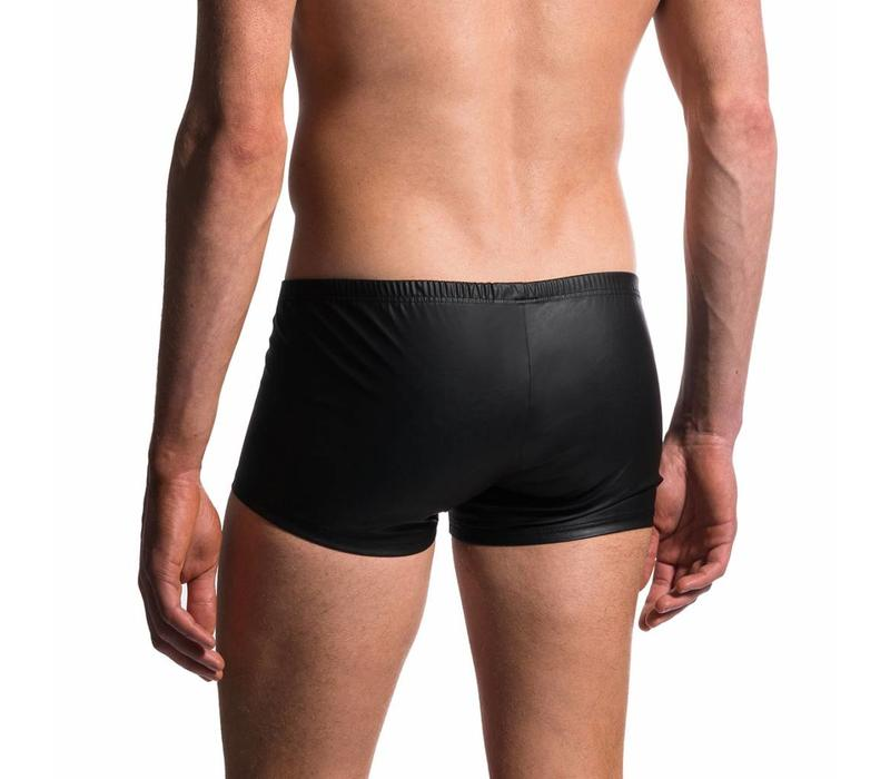 Popper Pants <zwart>