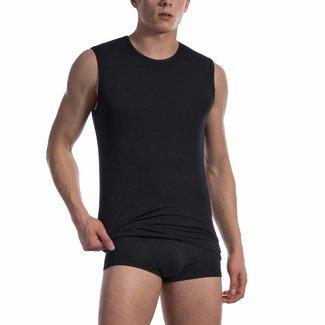 Olaf Benz  College shirt (katoen) <zwart> - Olaf Benz 1601*