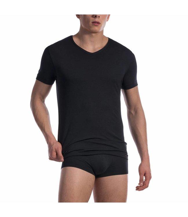 Olaf Benz  Olaf Benz RED1601 V-shirt classic (cotton) <black>