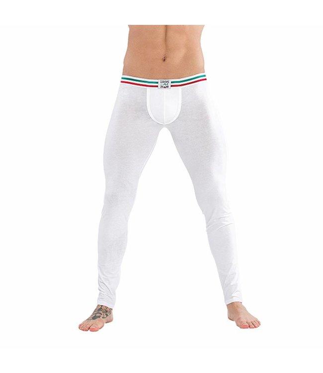Eros Veneziani Eros Veneziani H030 Push-up Leggings <white>