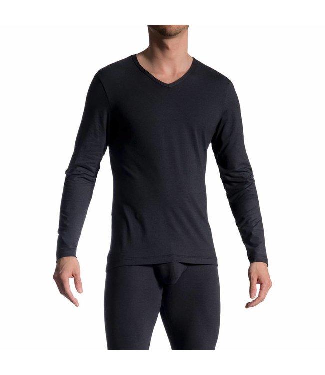 Olaf Benz  Olaf Benz RED1601 Long Shirt (cotton) <black>