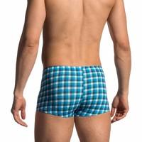Minipants <blauwe ruit>