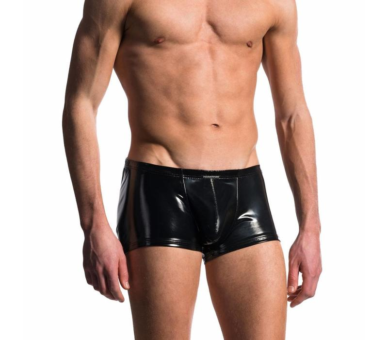 Lak Boxershort <zwart>