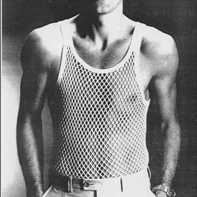 Brynje Brynje Athletic Cotton Net Shirt <white>
