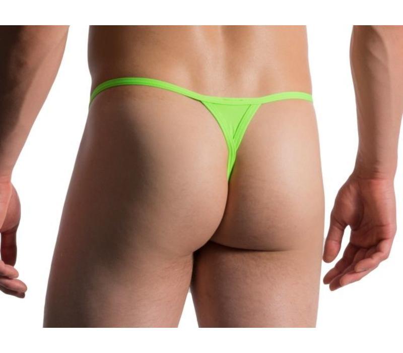 Manstore Stripper String <hotgreen> ·M764 NIGHTCLUB·