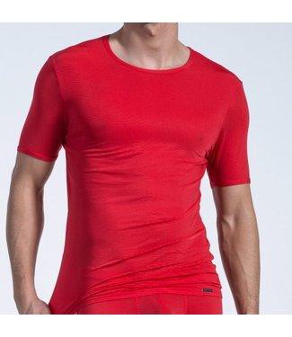 Olaf Benz  Olaf Benz RED 1201 T-shirt <transparent red>