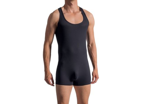 Olaf Benz  Sportbody ultra stretch <zwart> - Olaf Benz Phantom