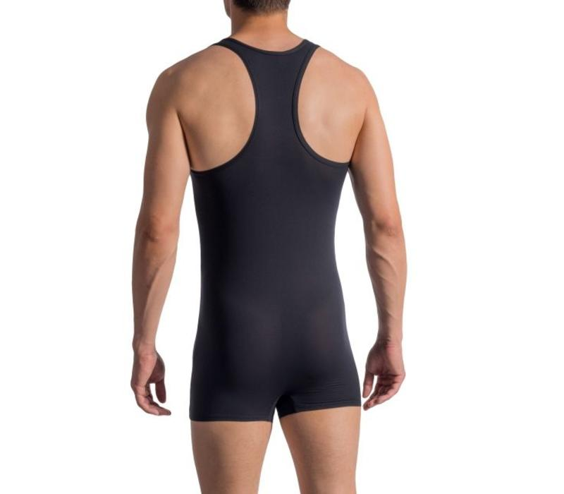 Sportbody ultra stretch <zwart>