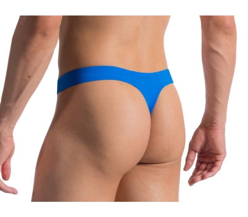 Zwem string <blauw> -
