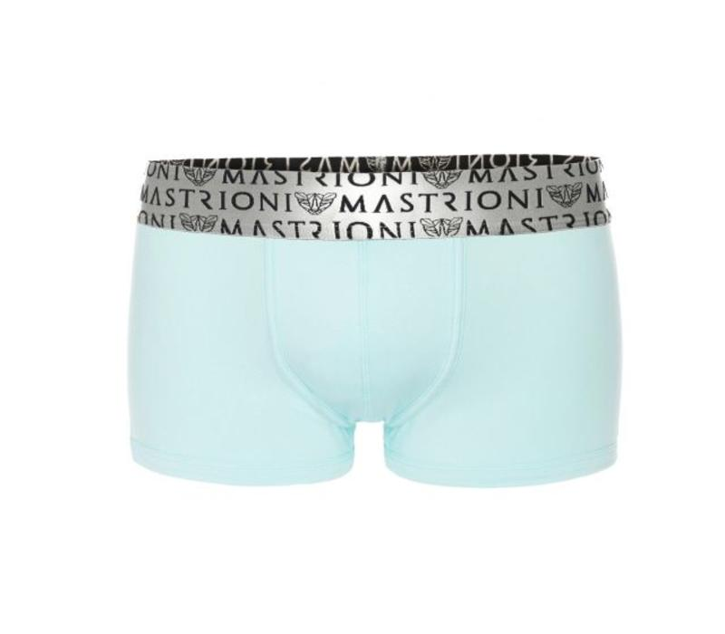 Silver Triple Panther Trunks <ice blue>