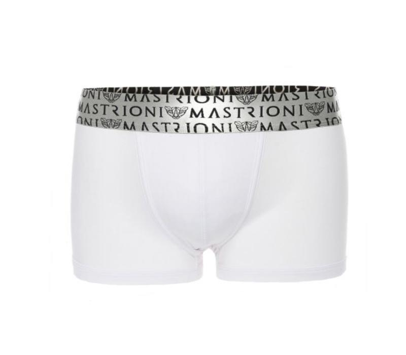 Silver Triple Panther Trunks <white>