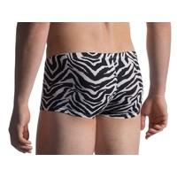 Sexy boxer <zebra>