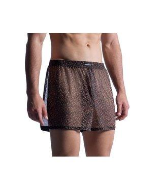 Manstore Boxer Shorts <leopard> - Manstore M855