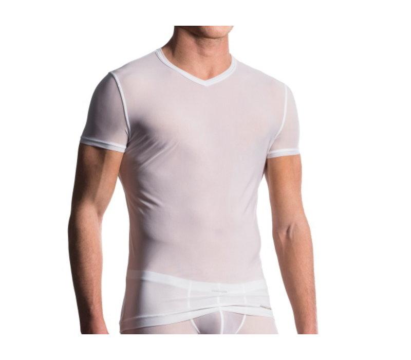 V-shirt classic <wit>