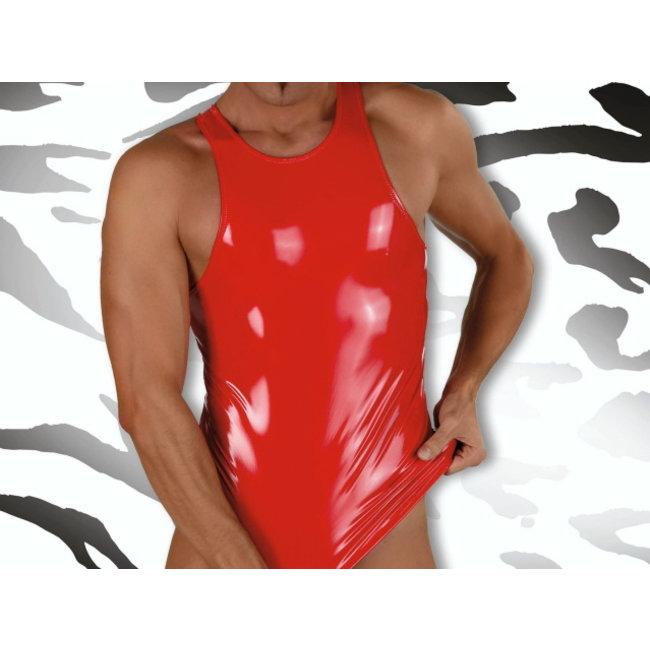 Eros Veneziani Halter Top Lak <red> ·6843·