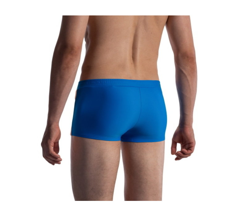 Zwem volleypants <marine/oranje>