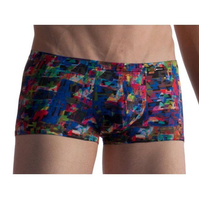 Olaf Benz Minipants <mosaic> ·RED1860·