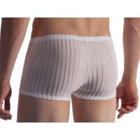 Boxer soft stretch <white>