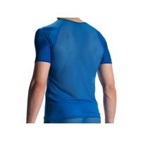 Olaf Benz Shirt met V-hals <blue> ·RED1913·
