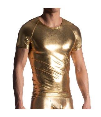 Manstore Manstore M107 Brando Shirt <gold>