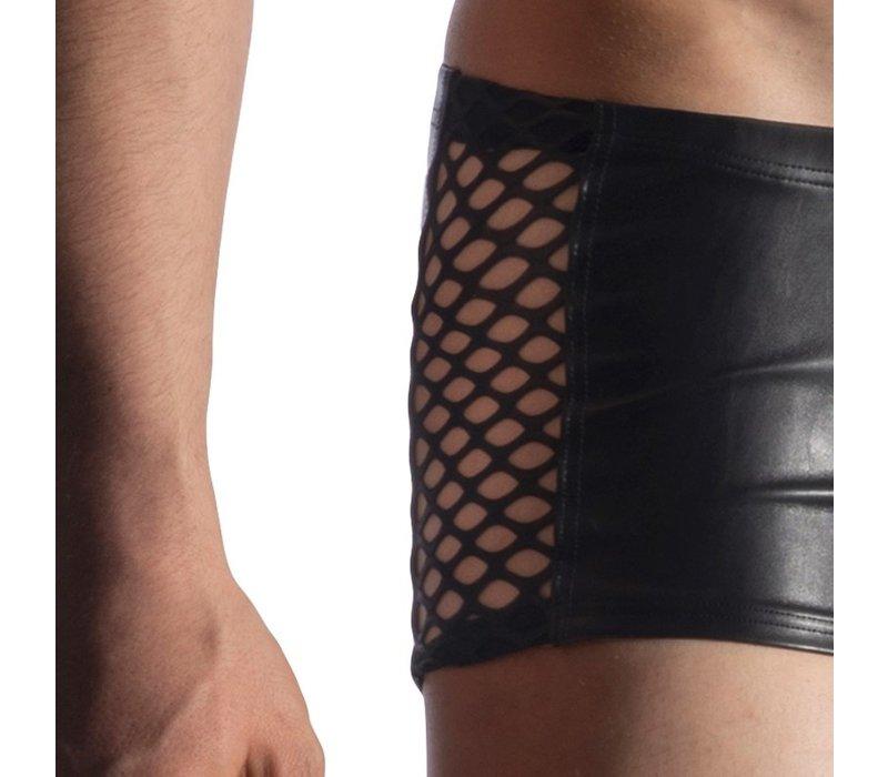 Manstore Micro Pants <zwart> ·M917·
