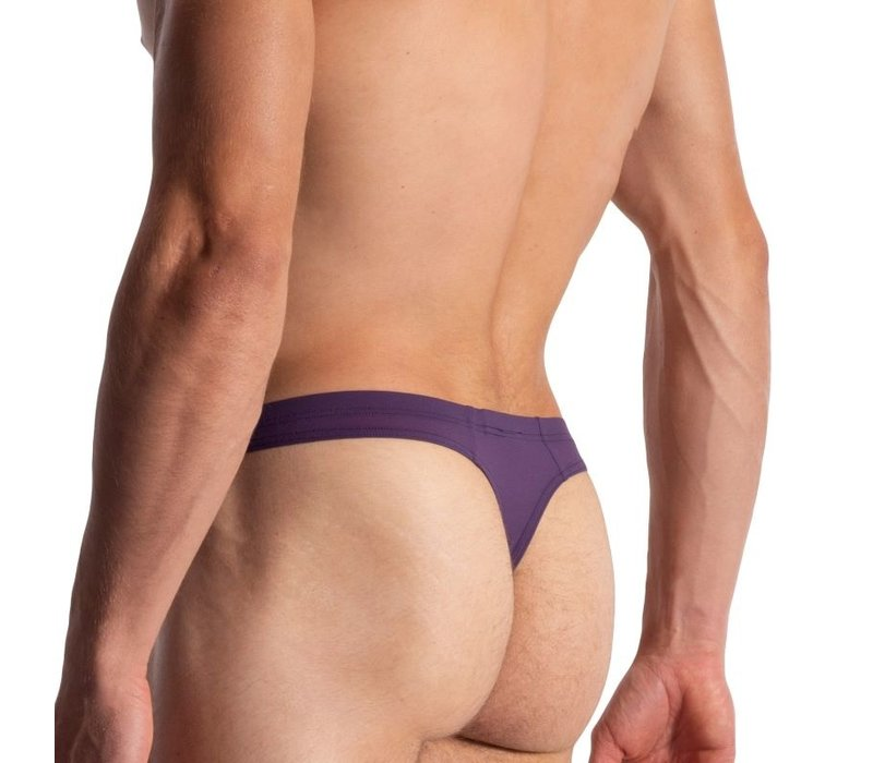 Olaf Benz Ministring ultra stretch <aubergine> ·RED0965 Phantom·