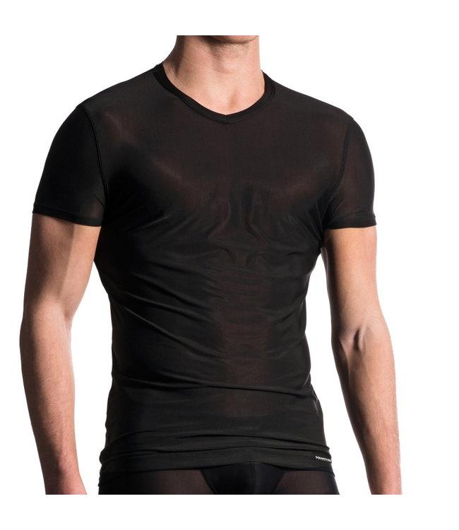 Manstore Manstore M101 V-shirt classic <black>