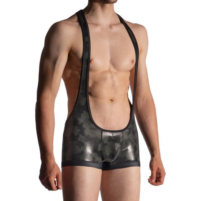 Manstore Beach Wrestler Body <camouflage> ·M961·