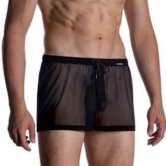 Manstore Manstore M963 Boxer Shorts <black transparent>