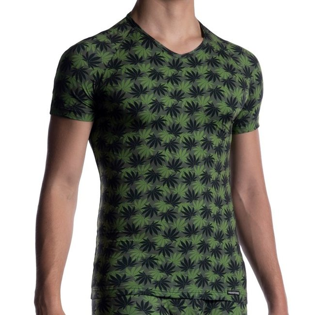 Manstore V-shirt <dope> ·M800·