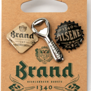 Brand Pins Set van 3