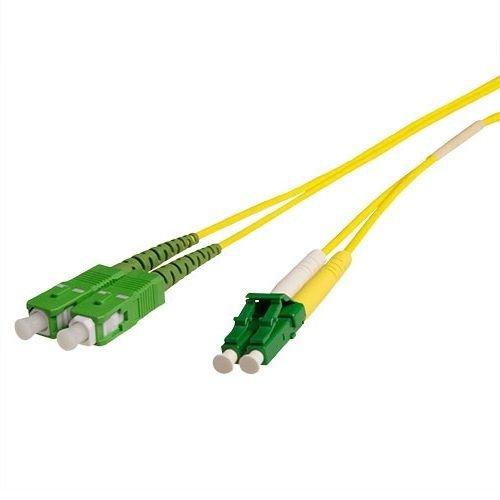 9/125 OS2 LC/apc -SC/apc 10m